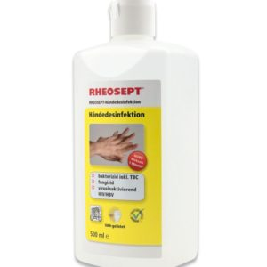 Rheosept Händedesinfektion - Fischbach-Profishop - Über 60 Jahre Erfahrung in der Gebäudereinigung: Getestete Produkte von Profis für Profiteure - Ihr Partner zum Thema Reinigungsmittel