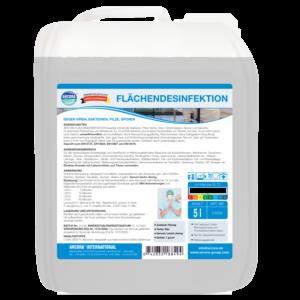 Flächendesinfektion - Fischbach-Profishop - Über 60 Jahre Erfahrung in der Gebäudereinigung: Getestete Produkte von Profis für Profiteure - Ihr Partner zum Thema Reinigungsmittel